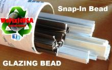 Online Best Source for All Window and Door Glazing Bead and Weather Strip